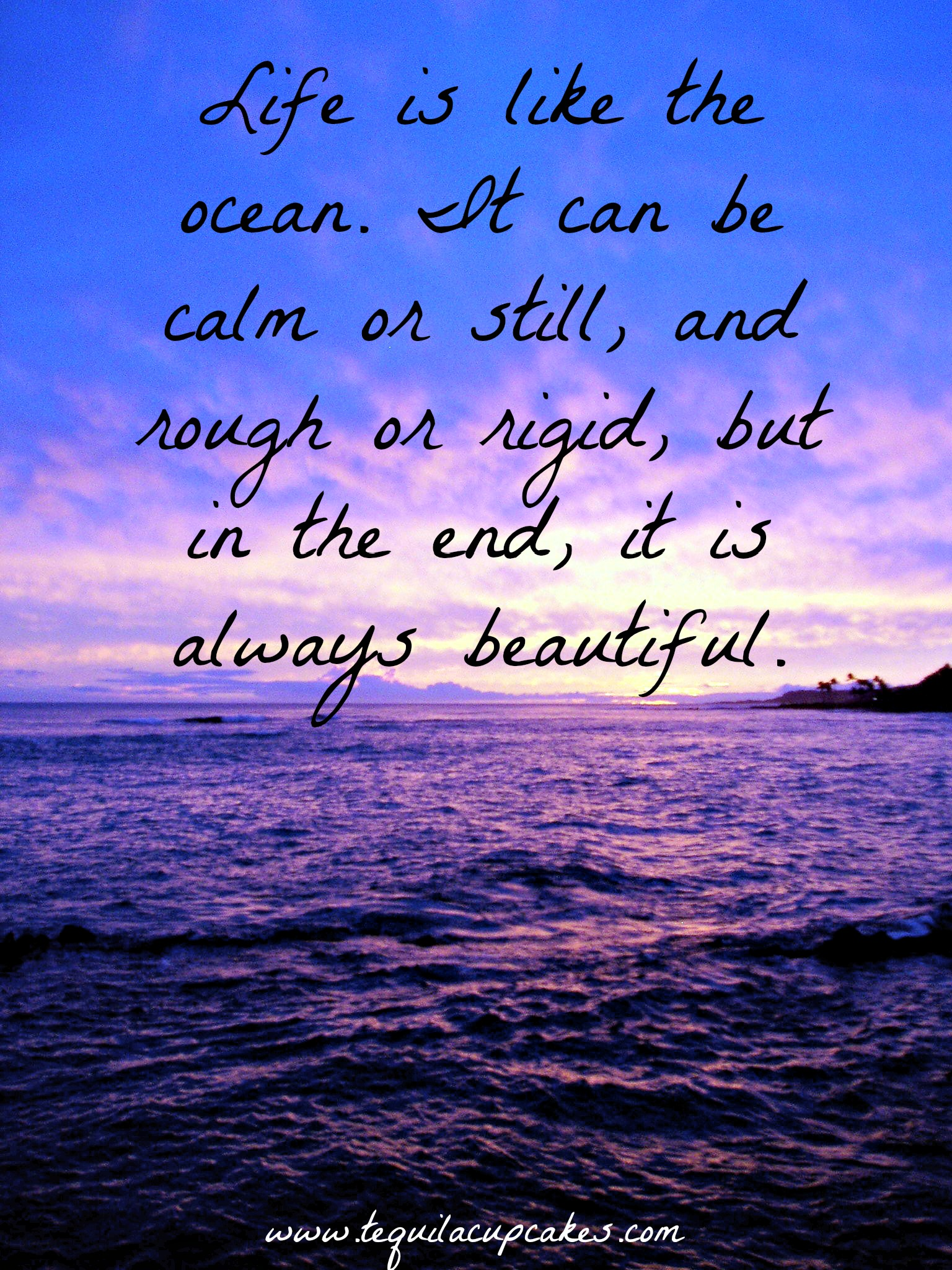 ocean quotes about life - photo #23
